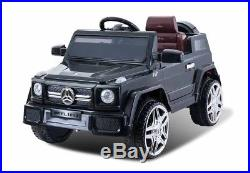 12V G-Wagon 4x4 Truck/Jeep Battery Electric Ride On Car Children/Kids