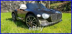 12V Ride On Car Bentley EXP12 Licensed Kids Children's Battery Operated Electric