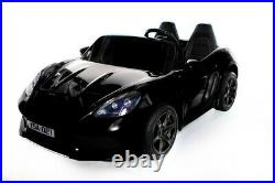 24V 2 Seater Supercar Ride On Electric Car Kids Children Top Speed 15 km/h