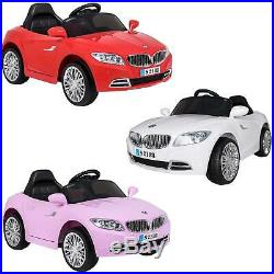 BMW Style Kids Ride On Car Electric Battery Powered Childrens vehicle