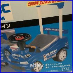 CCP Nissan Calsonic Skyline Ride-On Toy Car for Kids Foot riding Japan FS