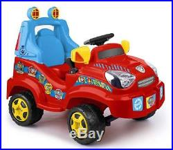 Feber Paw Patrol Electric 6V Childrens Kids Toddlers Jeep Car Ride On Vehicle