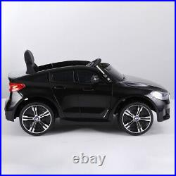 For BMW 6GT 12V Kids Ride On Car Licensed Electric Battery Powered Music Play UK