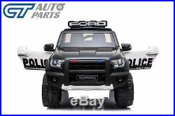 Ford Ranger POLICE VERSION Electric Kids Ride on Car Truck Children Toy Remote