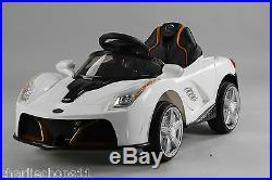 Kids 6v electric Ferrari style ride on car 3 colours toy electric car 2019 model