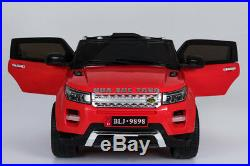 Kids Range Rover HSE Sports Style 12V Battery Electric Ride on Jeep Car Remote