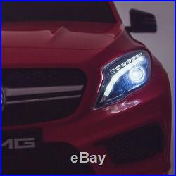 Mercedes Benz GLA 45 12V Kids Ride On Car Battery Powered With Music Remote LED
