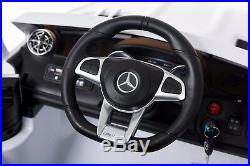 Official 2019 Mercedes Benz Sl65 Amg 12v Kid Ride On Jeep Remote Control Car