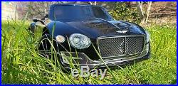 Official Bentley Exp12 12v Kids Ride On Car Electric Battery Suv Toy Jeep R/c