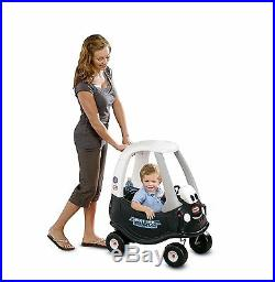 Ride On Police Car For Toddlers Riding Baby Boy Toy Kids Push Patrol Car